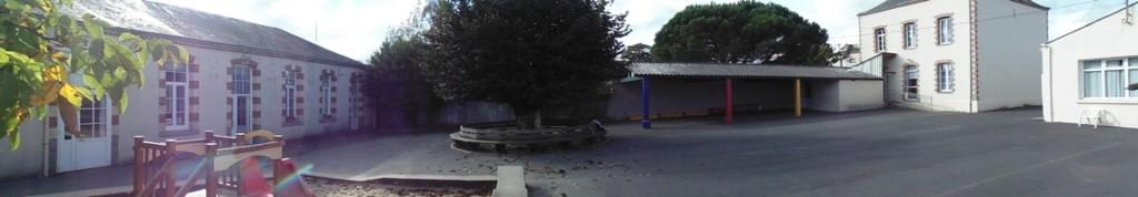 Ecole St Sauveur - Chaillé sous les Ormeaux