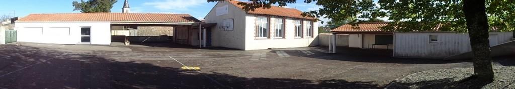 Ecole St Mélaine - Le Tablier